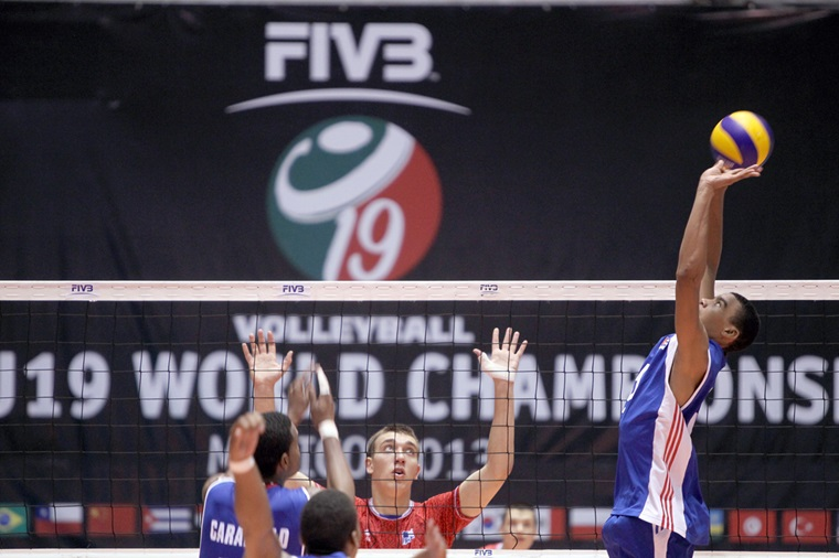 Competition - FIVB Volleyball Boys' U19 World Championship 2015